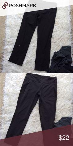 Lululemon Very good condition lululemon athletica Pants Track Pants    Joggers Pista d8f234db50c