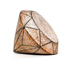 Decorative Clay Jewel