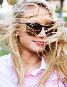 summer wind + raybans