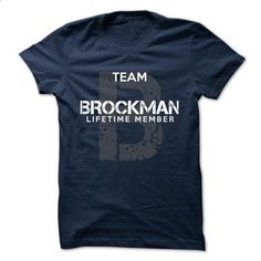 BROCKMAN - TEAM BROCKMAN LIFE TIME MEMBER LEGEND  - #hoodie style #ugly sweater. MORE INFO => https://www.sunfrog.com/Valentines/BROCKMAN--TEAM-BROCKMAN-LIFE-TIME-MEMBER-LEGEND--46948955-Guys.html?68278