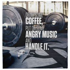 Health Motivation Lift Heavy Inspiration - Coffee and Angry Music Napkin - kitchen gifts diy ideas decor special unique individual customized - Lift Heavy Inspiration - Coffee and Angry Music Sport Motivation, Fitness Studio Motivation, Gewichtsverlust Motivation, Weight Loss Motivation, Motivation Inspiration, Weight Lifting Quotes, Women Weight Lifting, Lifting Memes, Crossfit Inspiration
