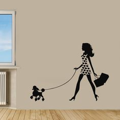 Decorate your home with beautiful and affordable vinyl decals for your walls. The decals are easy to apply and make a room look elegant. Without much effort and cost you can decorate and style your ho