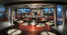Fly Star Trek 2009 Enterprise Concept Art By Ryan Church « Film Sketchr