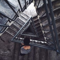 "@Beau Purdom's photo: ""#lookingdown with @vdubl"""