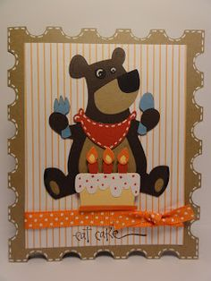 Hello everyone! This is the card that I made to enter into Tattered Time's  CCCC and Scrappy Moms Stamps  Terrific Tuesday challenges. Bot...