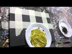 ▶ Tips - Acrylic paint and coffee by John Beckley - YouTube
