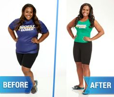 Before and After Photos from The Biggest Loser - : Image: NBC Universal http://www.fitbie.com/slideshow/biggest-loser-before-and-after-photos