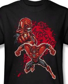 Atrocitus-T-shirt-cool-retro-superhero-comic-cartoon-cotton-graphic-tee-GL316