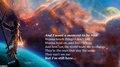 "Treasure Planet - ""I'm Still Here"" John Rzeznik<<<This...This has always been a song that reminds me of myself...-Nikolai"