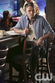 """Hart of Dixie -- """"Friends in Low Places"""" -- Image Number: HA302a_0142b.jpg -- Pictured: Wilson Bethel as Wade -- Photo: Robert Voets/The CW -- � 2013 The CW Network, LLC. All rights reserved. pn"""