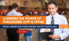 Purchasing Certification to enhance your Career