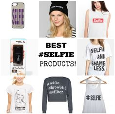 Best #SELFIE Products http://momgenerations.com/2014/03/best-selfie-products/