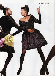 Vogue Paris September 1987
