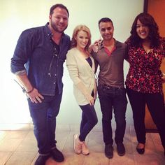 Kylie Minogue 13th February 2015