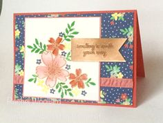 Love and Affection new Stampin Up set