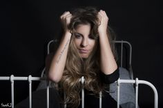 Modelo: Sonia Pacht Cano Peluquería y Make Up: Javier Madueño
