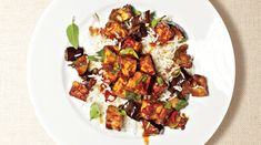 HOISIN, VINEGAR & toss or stir-fry until thicken. for Eggplant and Tofu.) Add a sliced chili to this vegetarian stir-fry for a boost of heat. Get the recipe for Eggplant and Tofu Stir-Fry. Eggplant Recipes, Tofu Recipes, Asian Recipes, Vegetarian Recipes, Dinner Recipes, Cooking Recipes, Healthy Recipes, Spicy Eggplant, Eggplant Dishes