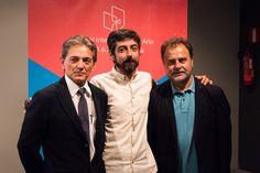 Rueda de Prensa de la Séptima edición de Incubarte // Foto: Jordi NN // #Incubarte #Arte #Prensa #2015 #Festival #Valencia #Fermax #MuVIM #Heineken