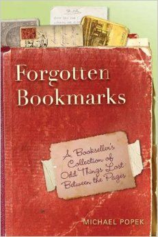 Forgotten items a second-hand bookseller has found in books