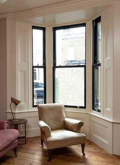 Timber sash windows and doors Hackney East London Window Shutters, Sash Windows, Windows And Doors, Timber Windows, Casement Windows, Insulated Panels, Wood Supply, Internal Doors, Window Design