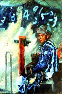 Young jockey, point to point, Ireland