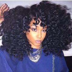 Freetress GoGo curl styled by Ms. Pks Crochet Braids located in ...