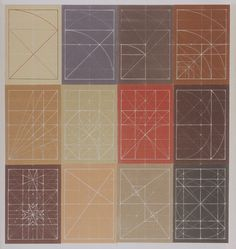 "Mark A Reynolds / ""Root Two Series: Twelfth Root, Neutral Voicings, One Clear Note"", 2007 16.75 in x 15.75 in, White charcoal, conte crayon, and mounted pastel papers on board"
