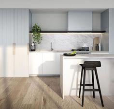 45 Fantastic Modern Scandinavian Kitchen Ideas - Home decor scandinavian Home Decor Kitchen, Kitchen Furniture, New Kitchen, Kitchen Design, Kitchen White, Kitchen Ideas, Kitchen Modern, Kitchen Island, Simple Furniture