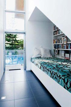 Déco petits espaces en 7 solutions de génie pour habiller un coin vide et gagner de la place !
