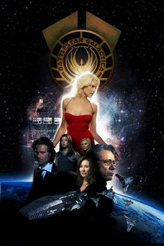 Battlestar Galactica - One of the ALL TIME GREATS!