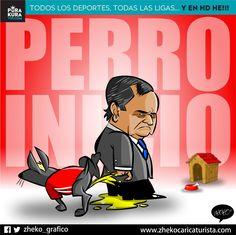 "#ElCartonDelDia para @PurakuraWeb""PERRO INICIO"" @Xolos@FuerzaMonarca#XolosMorelia #ViernesBotanero #LigaMx"