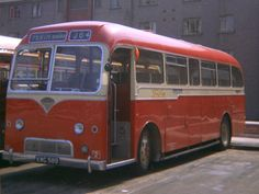 https://flic.kr/p/fGgsB7 | 0084 19700805 Fife KWG 589 | Parked at the back of Perth Bus Station in August 1970 is Fife's Alexander-bodied Albion Aberdonian FNL 14.