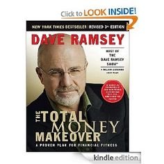 I'm finally going to read some Dave Ramsey so I'll have a little bit of authority when I talk about his financial tenets. ;-)