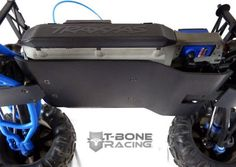 T-BONE RACING CHASSIS SKID FOR 1/10 TRAXXAS SUMMIT