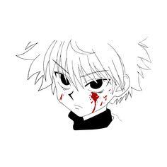 Hunter X Hunter, Hunter Anime, Ichigo Manga, Manga Anime, Anime Art, Anime Drawings Sketches, Anime Sketch, Jäger Tattoo, Hunter Tattoo