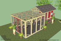 Best free chicken coop plans I have found.