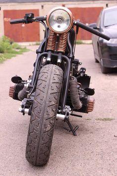 Dniepr Bobber #bobber #dniepr #customdniepr #custombike #ridesharing #bobberculture