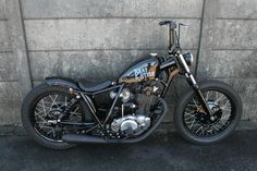 Brat Style Yamaha SR400