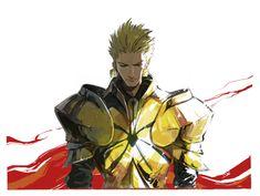 Gilgamesh【Fate/Stay Night】
