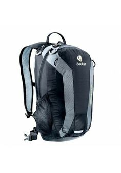 Deuter Speed Lite 15 Rugzak Black/Titan