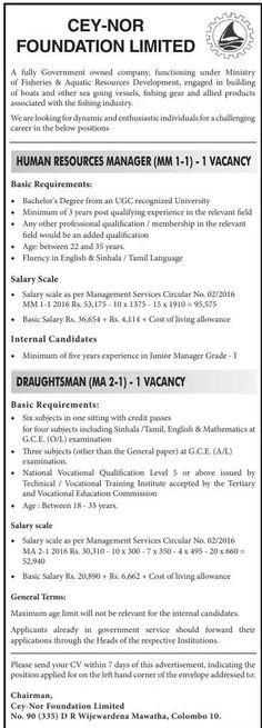 Sri Lanka Administrative Service Grade III (Limited Competitive - 2 1 degree