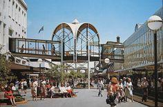 City Mall Christchurch New Zealand. Christchurch New Zealand, New Zealand Houses, Childhood Memories, Past, Nostalgia, Street View, Australia, Canterbury, History