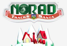 Track Santa now!  He's coming!  Merry Christmas!