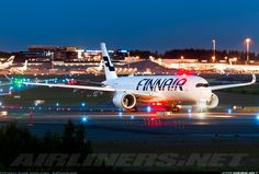 Finnair OH-LWD Airbus A350-941 aircraft picture