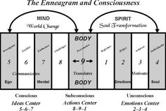 The enneagram and consciousness