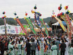 탈춤축제장_시민화합한마당(2015. 9. 30.)
