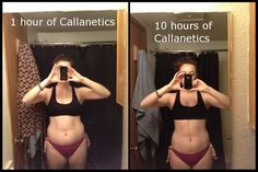 CALLANETICS BEFORE & AFTER PHOTOS - Page 2 - Low Carb Friends