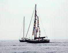Boat Week: The Port Huron to Mackinac Sailboat Race