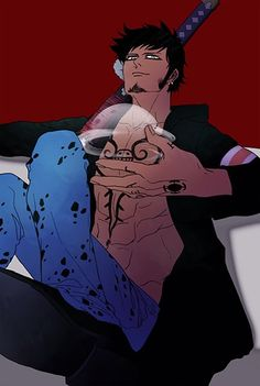 One Piece, Trafalgar Law
