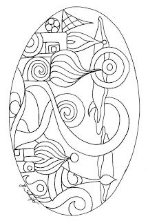 how to draw paisley  a fun easy step